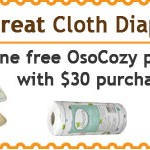2014 Great Cloth Diaper Change Coupon